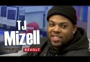 TJ Mizell (Jam Master Jay Son) Interview at The Breakfast Club Power 105.1