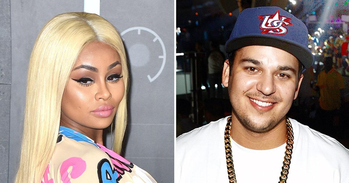 Blac Chyna And Robert Kardashian, Jr. Are Engaged