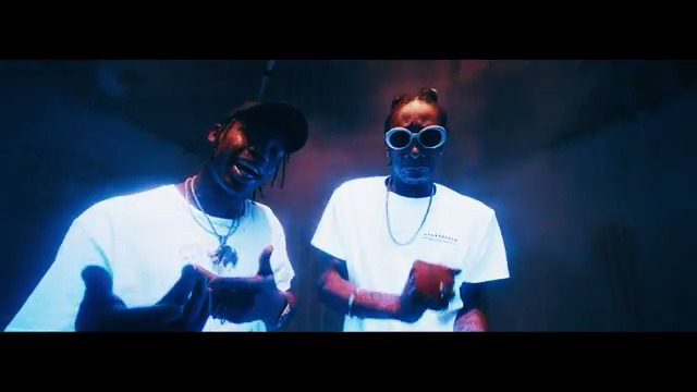 Video: Wiz Khalifa Ft  Travis Scott – Bake Sale -