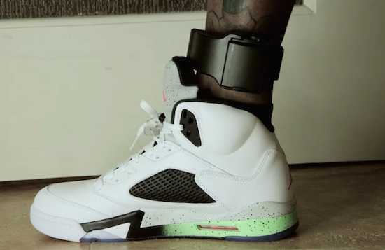 Gucci Mane Cuts His Ankle Monitor Off Of House Arrest