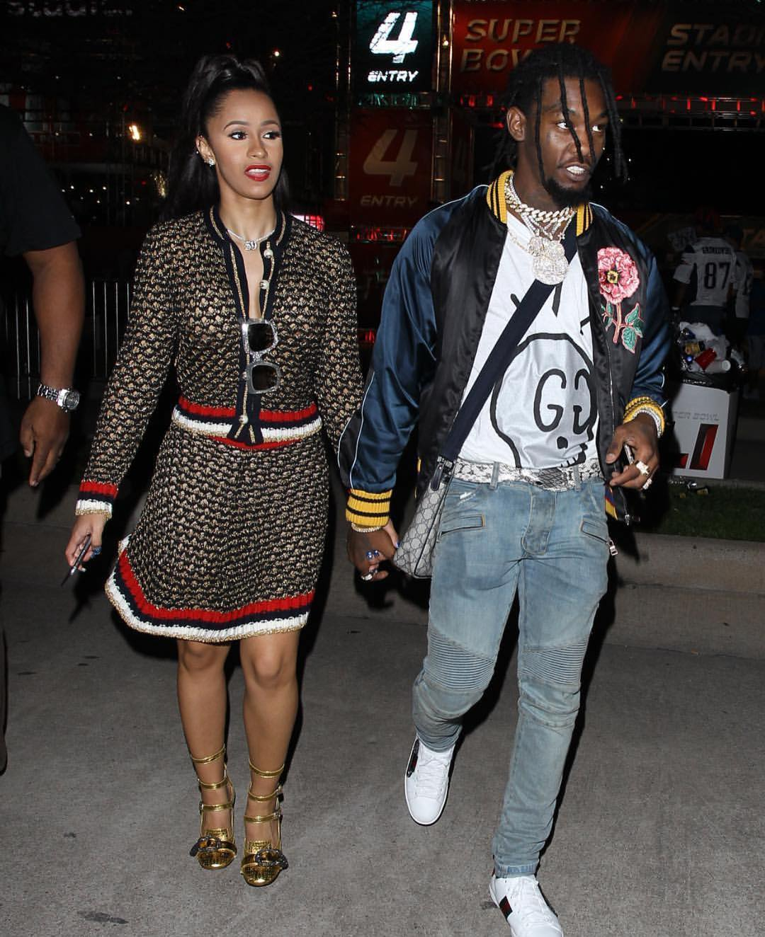 Who Is Cardi B Dating: Is Offset From The Group Migos Dating Cardi B From Love