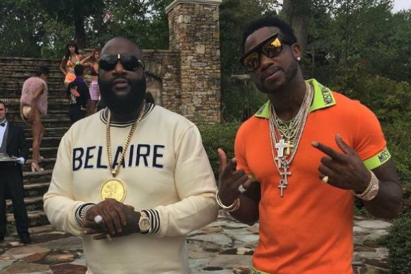 "3ef5dd080a0 Rick Ross Feat. Gucci Mane – ""She On My Dick""  Audio  -"