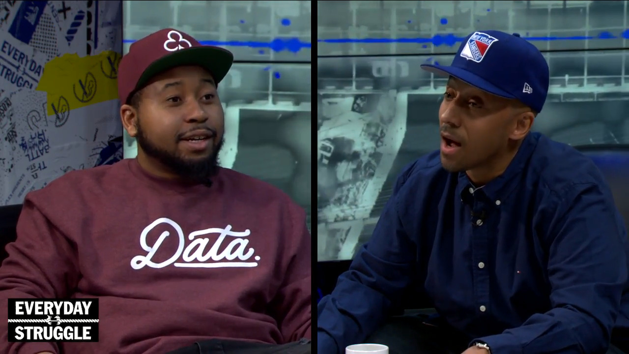 New Host Star Joins The Everyday Struggle Crew Did Drake Diss Akademiks